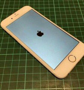 Iphone 6s белый 64гб(состояние идеал)