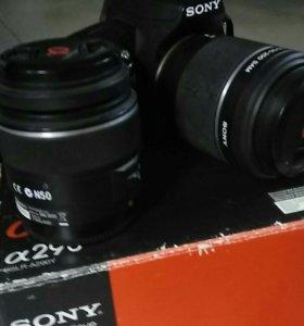 Фотоаппарат sony a290