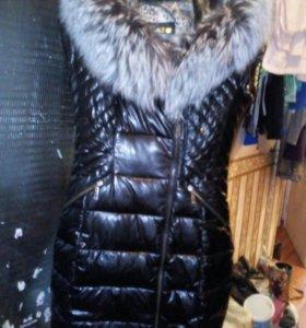 Куртка-пуховик зима