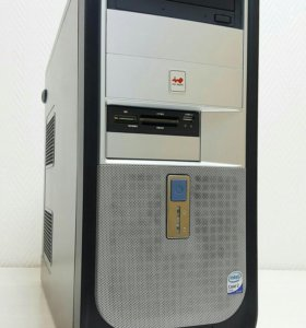 Intel Core2Duo E8400 3GHz, GF 9600GT, 4Gb, 500Gb