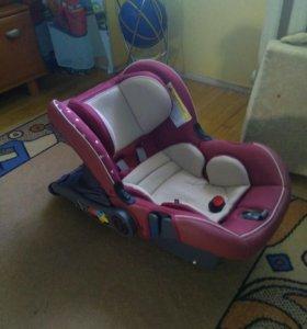 Автокресло детское Happy Baby Gelios V2 Bordo 13кг