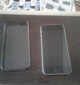 iPhone se 64gb 1723