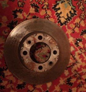 Тормозной диск ВАЗ 2101-2107