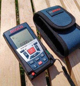 Новый лазерный дальномер Bosch GLM 150