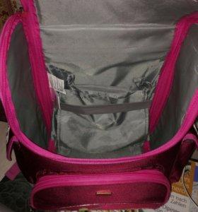 Рюкзак первоклассника для девочки