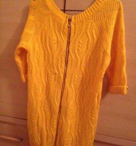 Туника, свитер, платье
