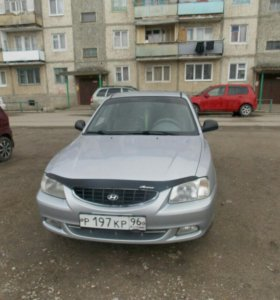 Hyunday Accent 2005 г, АТ