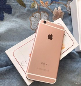 iPhone 6s 16 Rose Gold