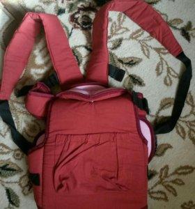кенгуру рюкзак для ребенка новый