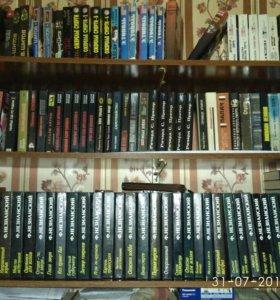 Коллекция книг Ф. Незнанского