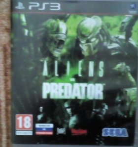 Aliens vs Predator для Ps3