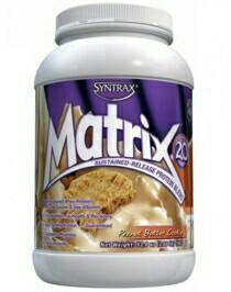 Syntrax Matrix 2lb Strawberry Cream