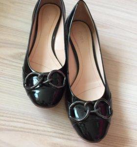 Туфли кожаные ITAITA