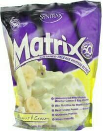 Syntrax Matrix 5lb Vanilla