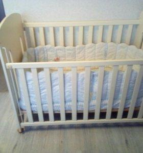 Детская кровать micuna