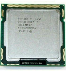 Процессор INTEL CORE i5 650
