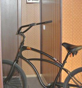 Велосипед  круизер новый.