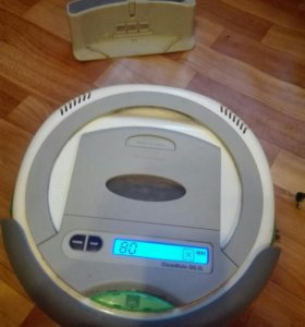 Робот пылесос CleanMate QQ-2L
