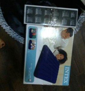 Надувные матрасы 2х спальные