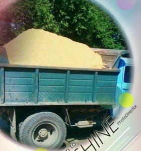 Песок,щебень,ас.крошка,шлак.