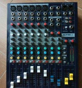 Микшер Soundcraft EPM 6