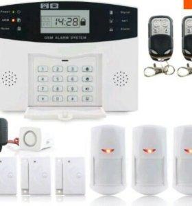 Сигнализация GSM PG500
