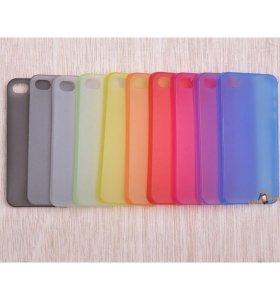 Пластиковый чехол на iPhone 4,5,6,7