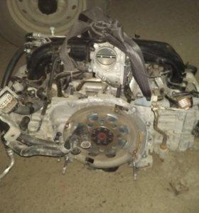 Двигатель FB20A