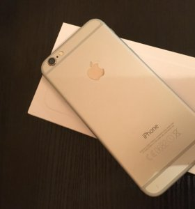 iPhone 6 64gb WHITE