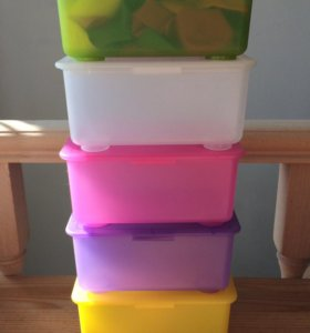 Контейнер для хранения (пластик)