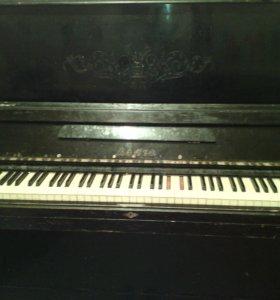 """пианино """"Волга"""""""