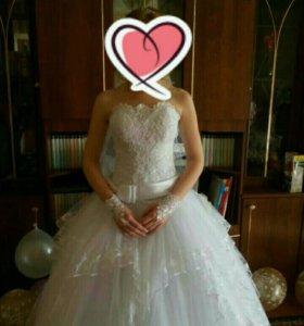 Свадебное платье и подарки 🎁