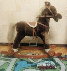 Качалка - конь