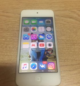 iPod touch 5 32 gb white