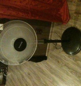 Напольный вентилятор Elenberg