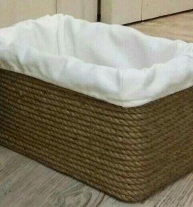 Декоративная коробка для мелочей
