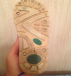 Ботиночки для девочки Dr.Mymi