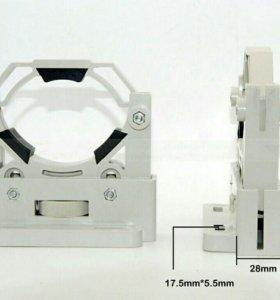 Крепления для лазерной трубки