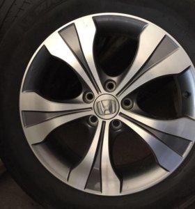 Колёса от Honda CR-V 3