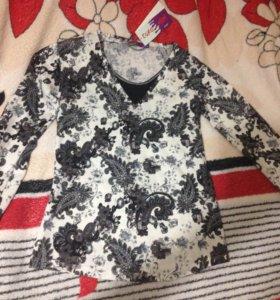 Новая Блуза 42 размер