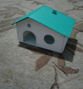 Дом для хомика