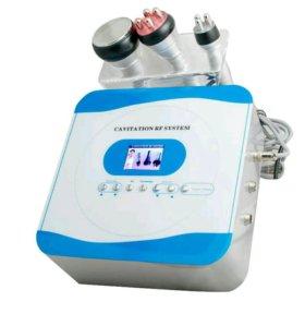 Аппарат 3 в 1 кавитация Rf лифтинг лица и тела