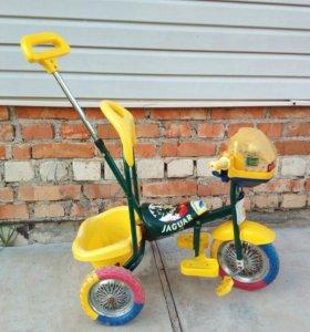 """Детский велосипед""""Ягуар"""""""