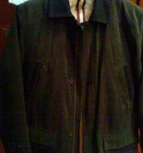 Куртка межсезонье.Мужская
