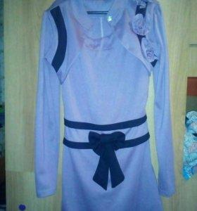 Платье (с болеро)