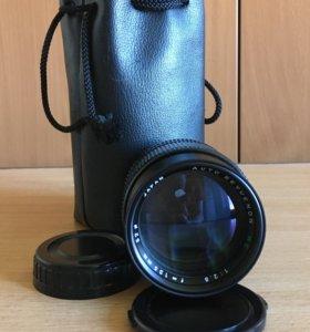 Auto Revuenon MC 135mm 2.8, Pentax K