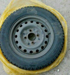 Шины (шипы) кама на стальных дисках