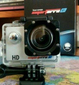 Экшен-камера Smarterra B1