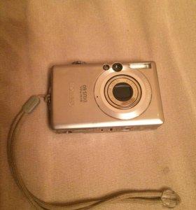 Фотоаппарат Canon ixus 60