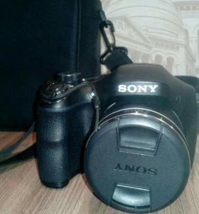 Ультразум Sony H300